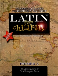 Latin for Children Primer A - Exodus Books