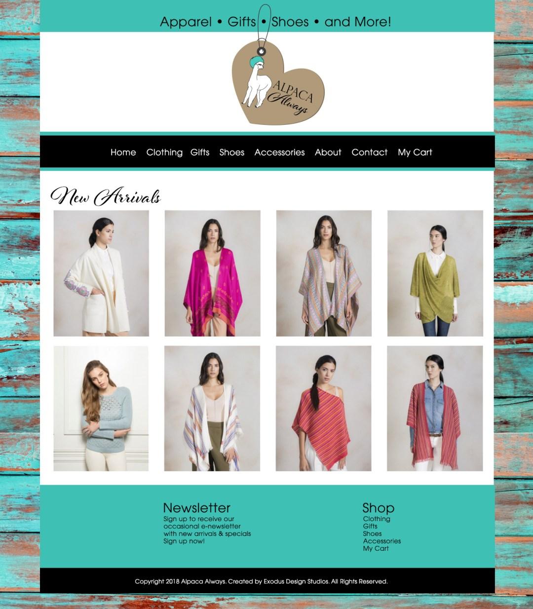 4b9e3948549 Alpaca Always - Exodus Christian Web & Graphic Design Studio