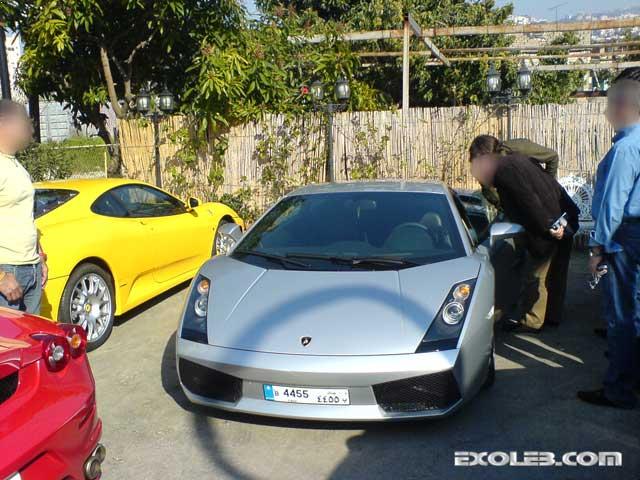 2 Ferraris F430 1 Lamborghini Gallardo Exoleb Com