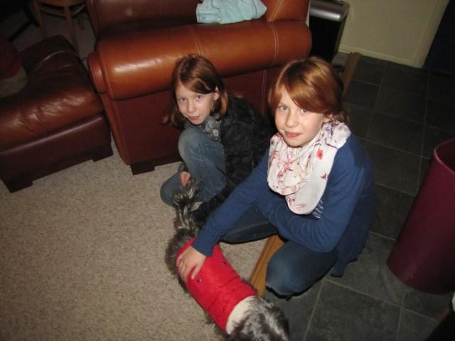 Celie and Iris