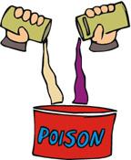 mixing-poison