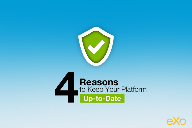 keep platform up-to-date