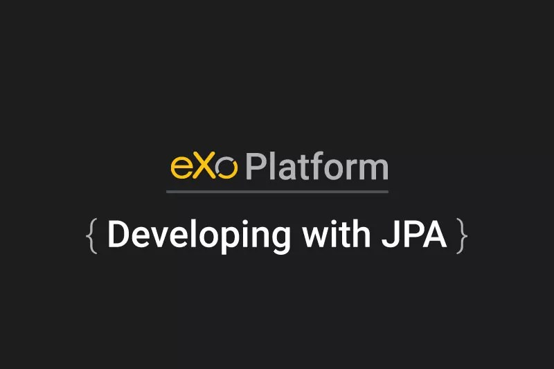 DevelopingwithJPA