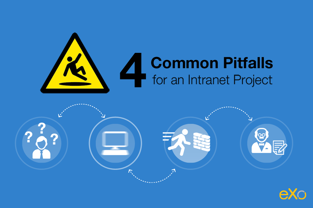 Intranet project failure: the common pitfalls to avoid