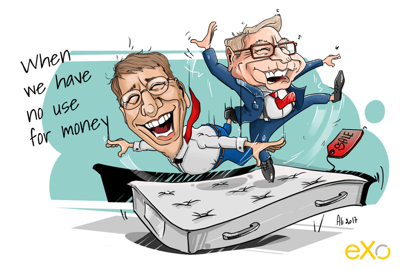 Cartoon Of The Week Bill Gates Tested Mattresses With