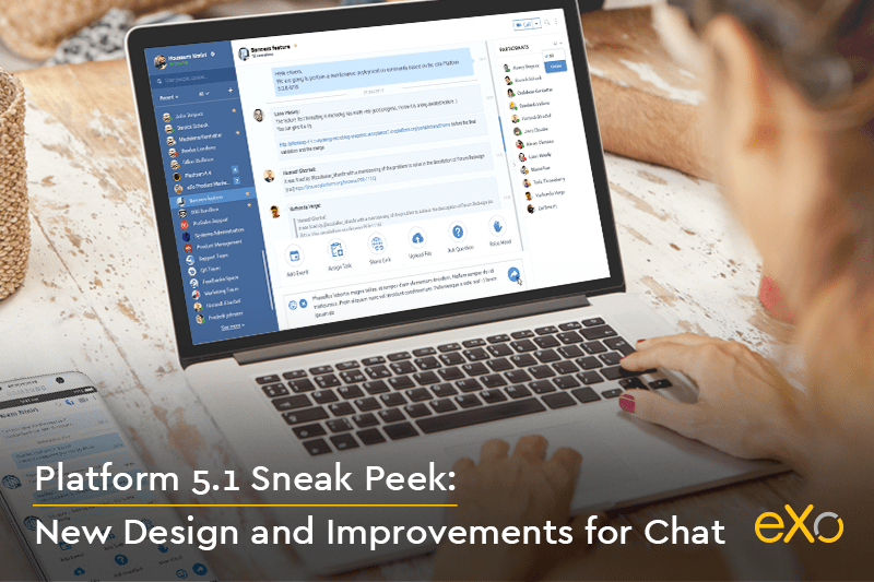 Chat, Platform 5.1 Sneak Peek