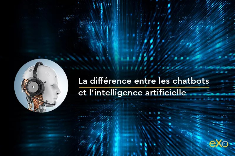 intelligence artificielle, chatbot
