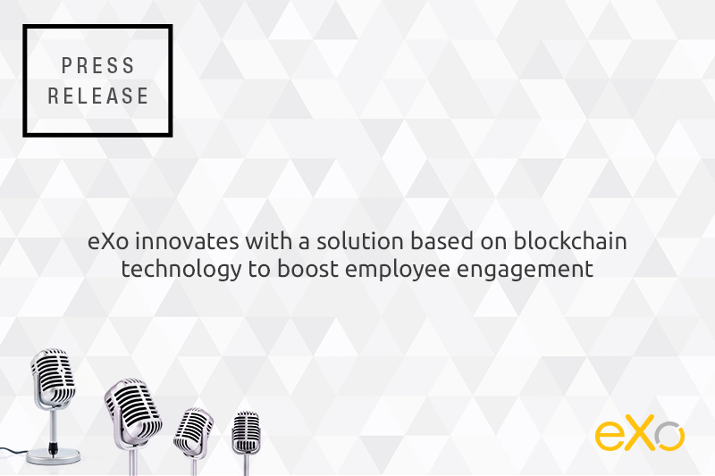 eXo Rewards, Blockchain, employee engagement