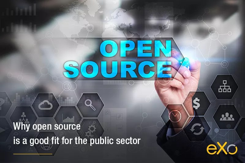 Why open source is a good fit for the public sector