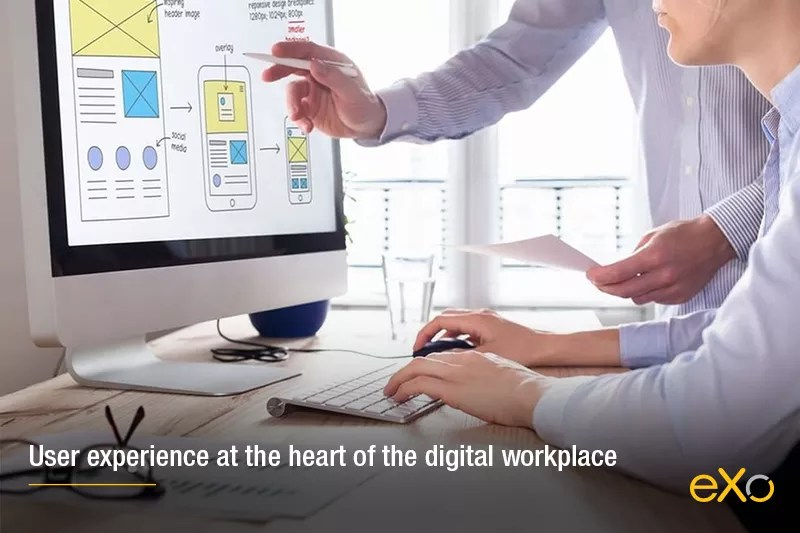 User Experience, digital workplace