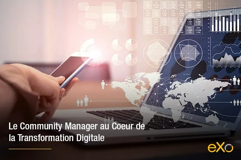 community manager, transormation digitale