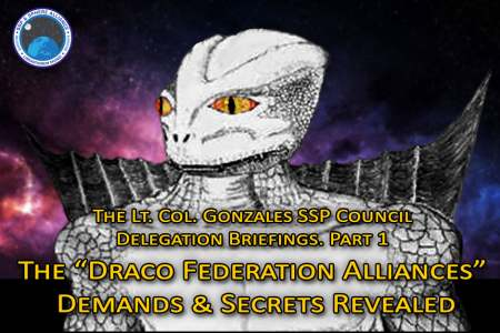 Secret Space Programs & Alien Disclosures may lead to World War if Elites not given Amnesty