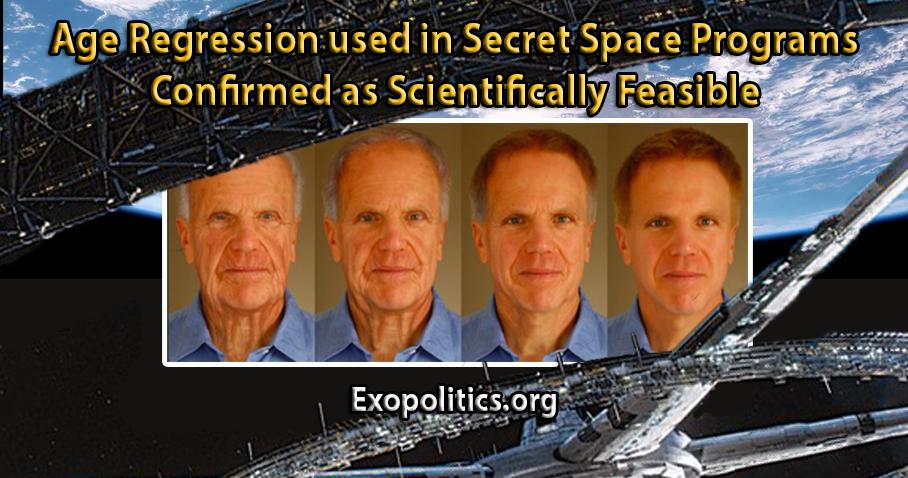"Результат пошуку зображень за запитом ""Age Regression used in Secret Space Programs confirmed as Scientifically Feasible"""