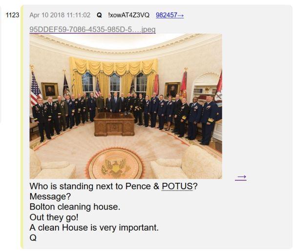 Майкл Салла: QAnon — это американская военная разведка, которая привлекла Трампа к президенству, чтобы избежать государственного переворота Q-Anon-Trump-and-Military
