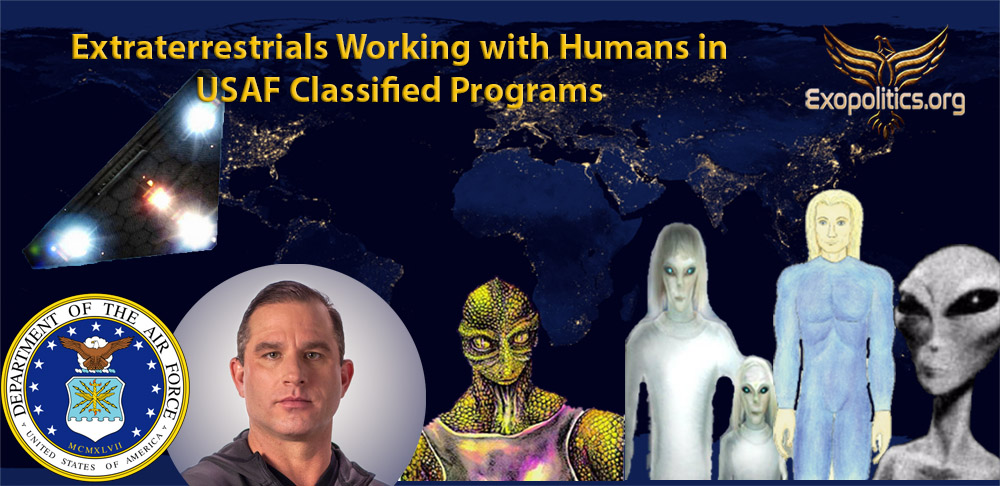 Extraterrestrials Working with Humans in USAF Classified Programs