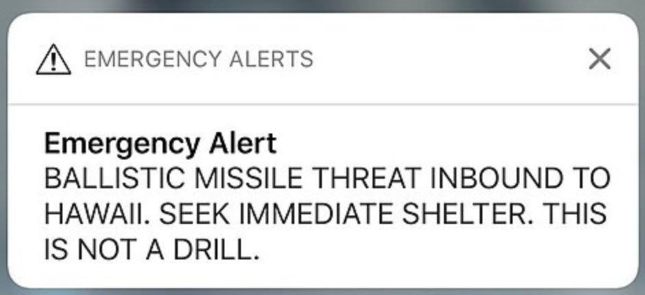 Майкл Салла. QАнон разоблачает Гавайскую ракетную атаку под ложным флагом и указывает на  вмешательство секретной космической программы. Emergency-Alert