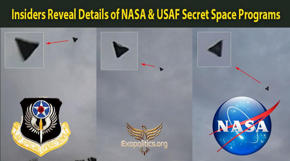 МАЙКЛ САЛЛА 28.08.2018.   Инсайдеры раскрывают подробности секретных космических программ НАСА и ВВС США. Insiders-reveal-details-of-USAF-and-NASA-SSPs