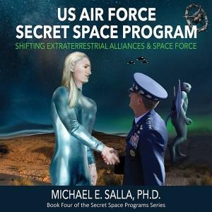 Майкл Салла - Тайный план Китая по подрыву гегемонии США для того, чтобы стать главной космической державой AudioBook-USAF-600px