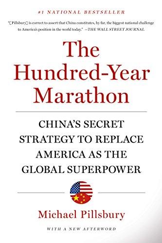 Майкл Салла - Тайный план Китая по подрыву гегемонии США для того, чтобы стать главной космической державой Pillsbury-100-year-Marathon