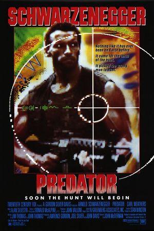 I had a nightmare the Predator killed  my entire 2nd grade class. Scared me so damn bad.