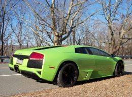 Lamborghini Murcielago - pick your color