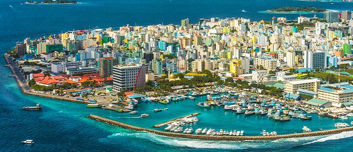 visitar Malé, Maldivas
