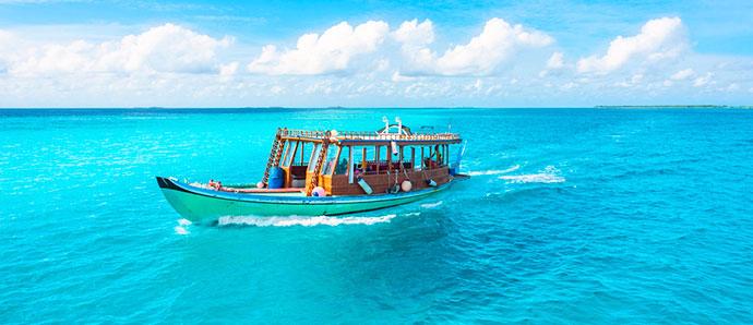 Maldivas dhoni