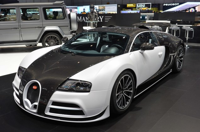Image result for Bugatti Veyron by Mansory Vivere