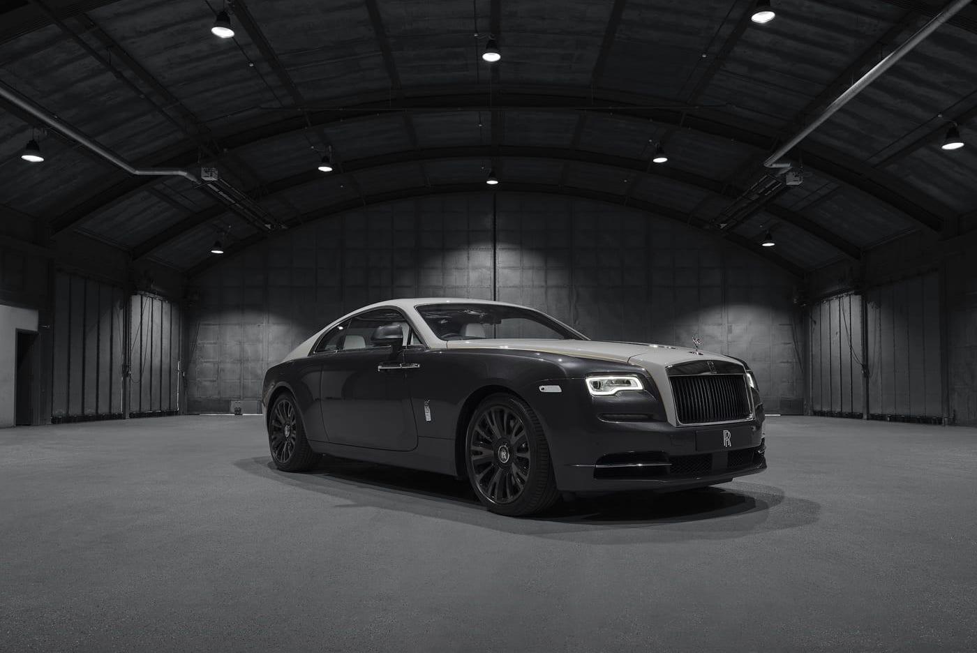 Rolls-Royce Wraith Eagle VIII Collection
