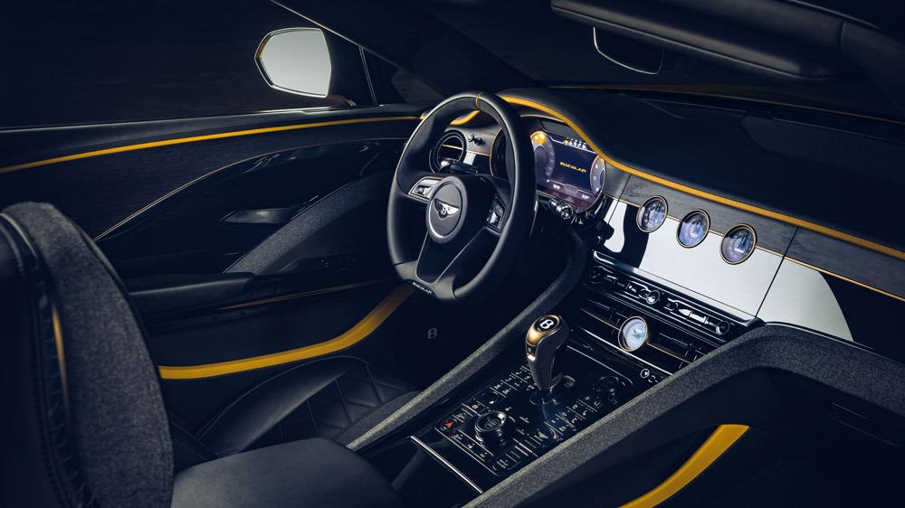 Bentley Bacalar Interior