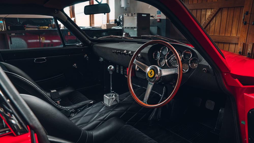 Ferrari 330 LMB Recreation