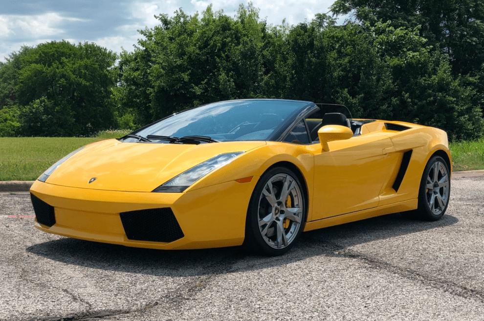 1st Generation Lamborghini Gallardo