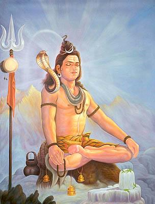 Mystery of God Shiva