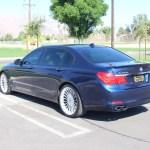 2012 Bmw 7 Series Alpina B7 Lwb Stock Bm163 For Sale Near Palm Springs Ca Ca Bmw Dealer