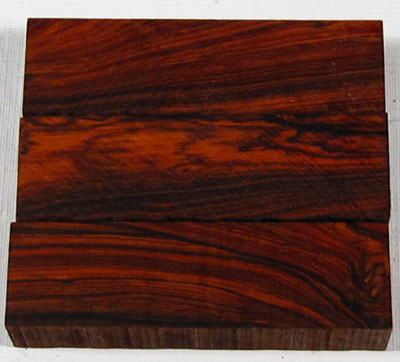 cocobolo wood blanks