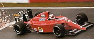 Image result for 1990 mexican grand prix