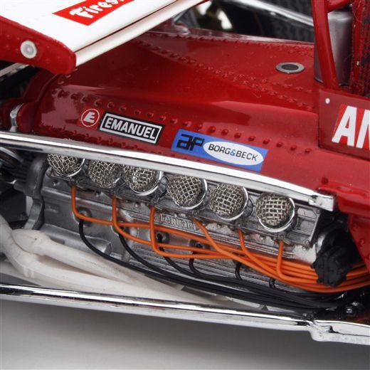 Seat Ferrari Metal Valve