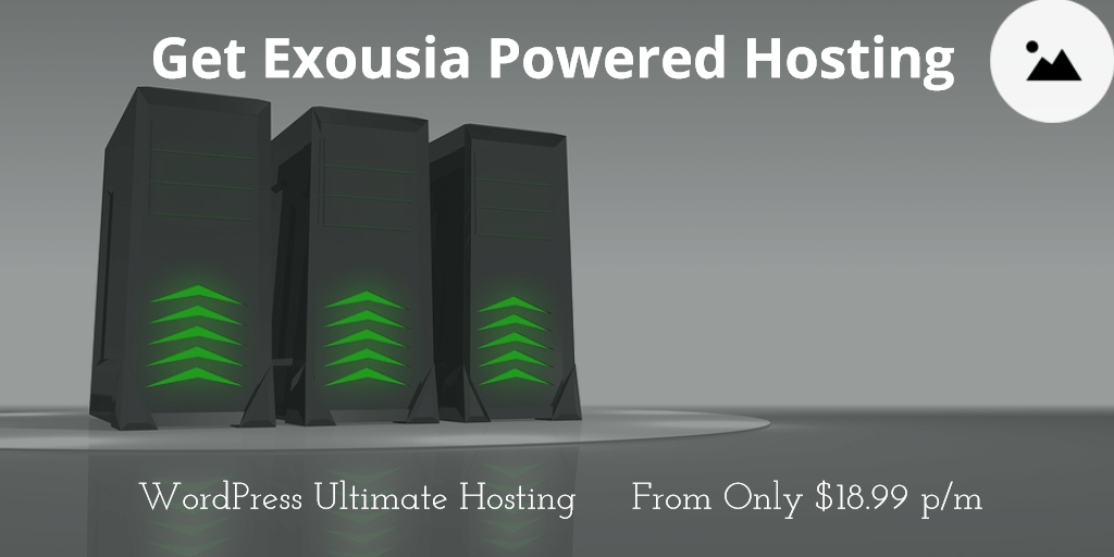 Exousia Digital Hosting