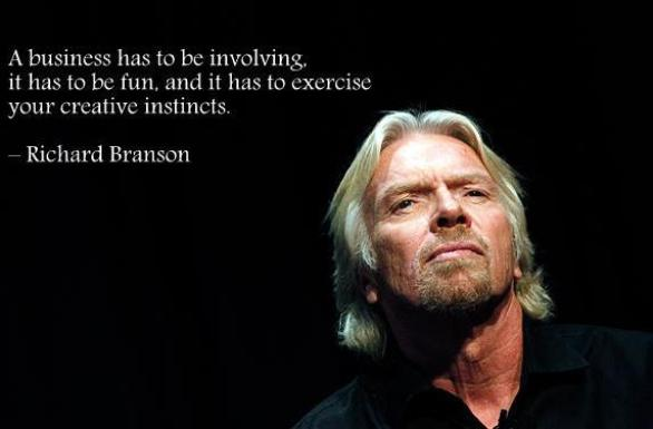 Richard Branson Quotes to Kickstart Your Week
