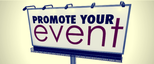 How to market your event