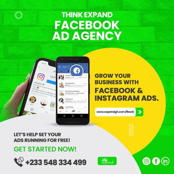 facebook ad services ghana