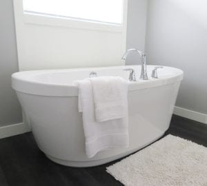 new bathtub installation