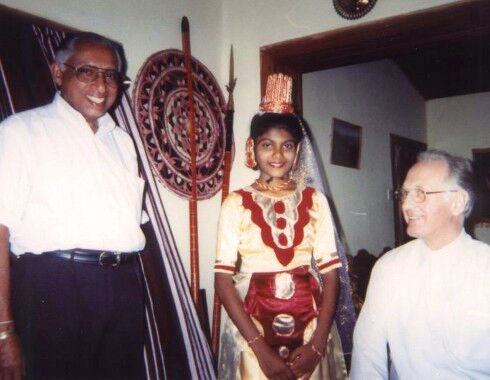 Is reincarnation real? Purnima Ekanayake was able to remember several details about her life as Jinadasa.