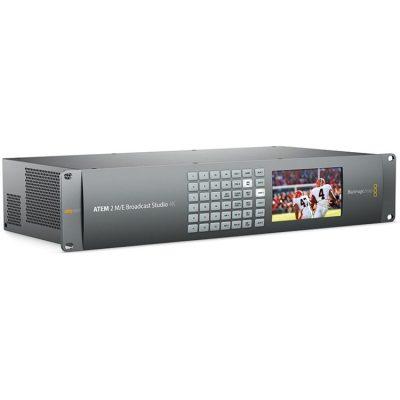Blackmagic ATEM 2 M/E Broadcast Studio 4K