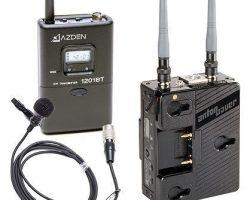 Azden 1201ABS 1201 Series UHF Wireless Microphone System