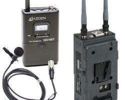 Azden 1201VMS 1201 Series UHF Wireless Microphone System