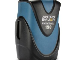 Anton Bauer Digital G150 Gold Mount Battery with 156 Watt Hour
