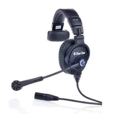Clear-Com CC-300 Single ear headset