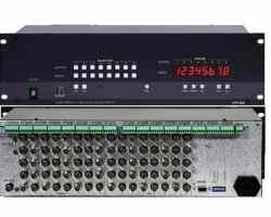 Kramer VP-82 8x2 RGBHV/Balanced Audio Matrix Switcher