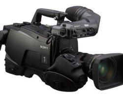 Sony HDC-2400 HD Multi-Format Camera Fiber, 3G